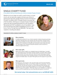 Single-Charity Fund PDF